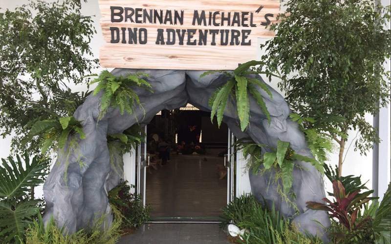 Brennan Michael Chong 7th – Land Before Time