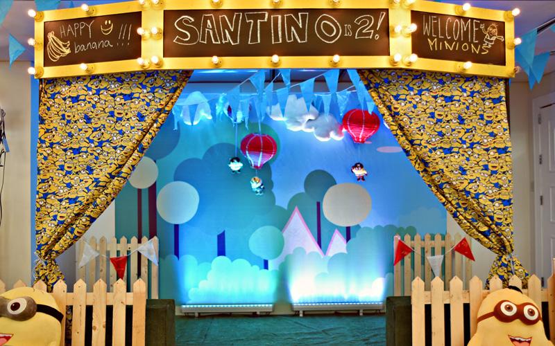 Santino Santiago 7th Birthday