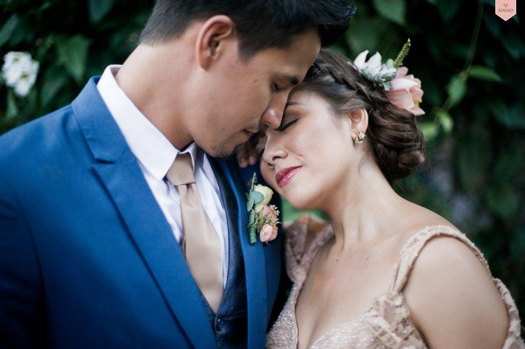 Marc and Danica Pingris Renewal of Vows