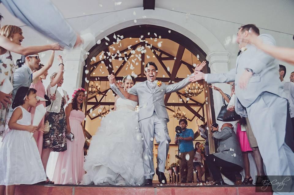 Ryan Pamatmat and Trisha Young Wedding