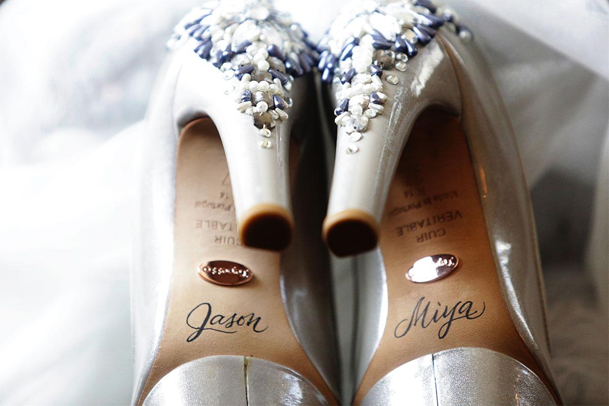 Jason & Miya Wedding