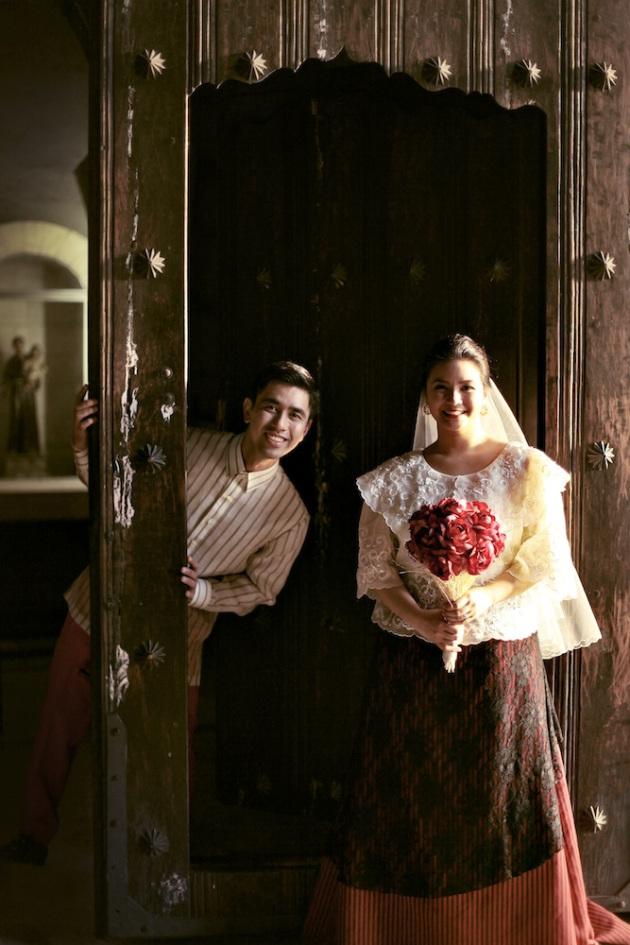 Charlie Fernandez and Paula Peralejo Wedding