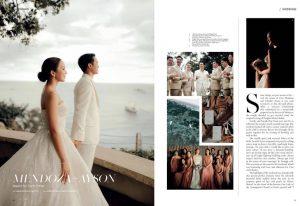 Cito Mendoza And Cheskie Ayson Wedding