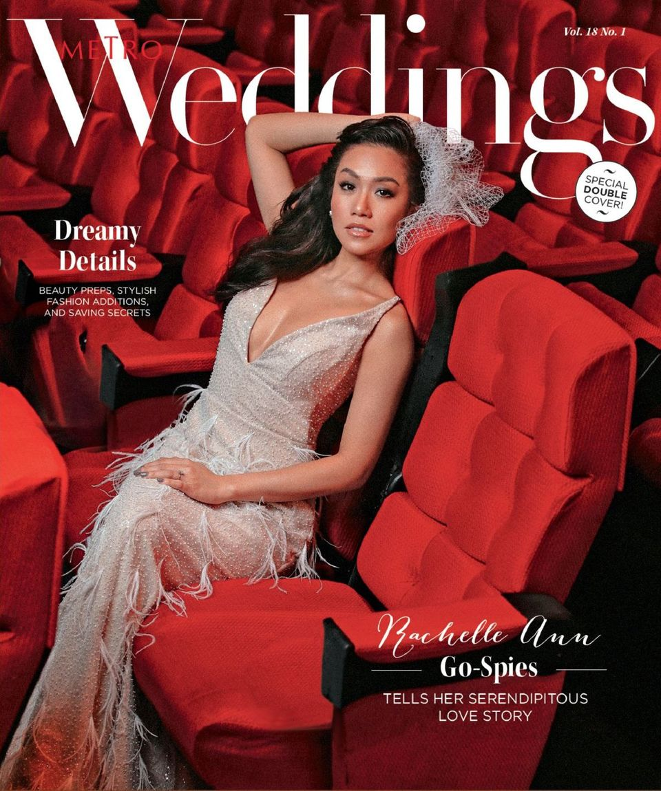 Metro Weddings Rachelle Ann Go - Martin Spies Wedding June 2018
