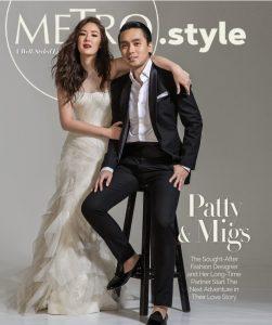 Patty and migs almeda wedding
