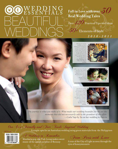 Wedding Essential Magazine Best Weddings of 2010-2011 920 are TBE weddings
