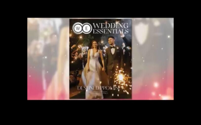 Wedding Essentials Magazine – Beautiful Weddings 2018  (Published 2019)