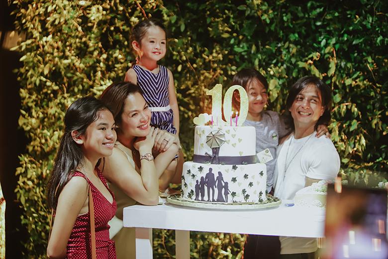 Party Planner, Virtual Party, Teena Barretto, Judy Ann Santos, Ryan Agoncillo