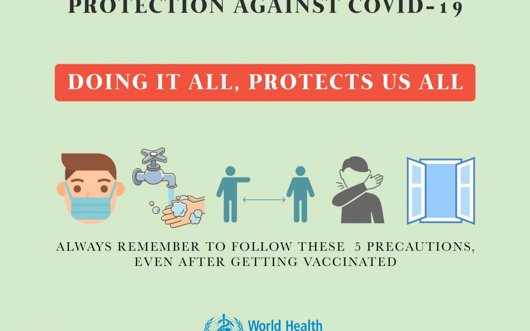 Why you should get vaccinated?